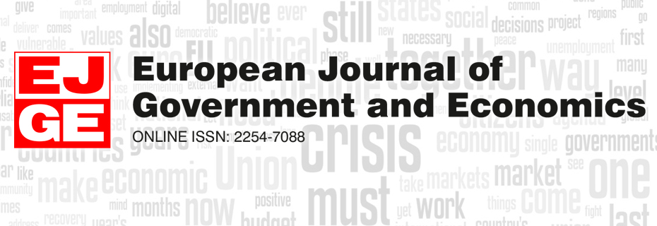 An international academic journal for peer reviewed research on all aspects of government and economics.